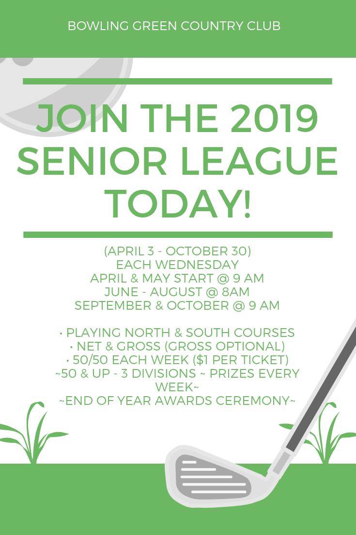 2019 Senior League